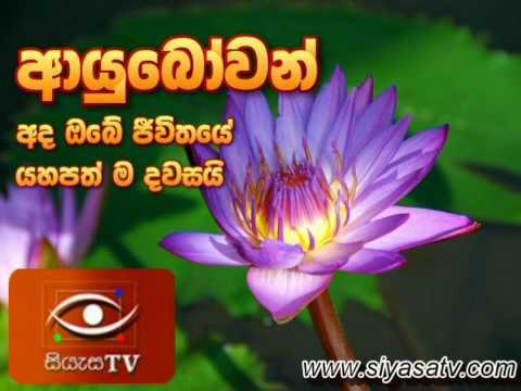 Siyasa TV  -  Jagath Gamini Mawathagama  -  Jayod Sanhitha