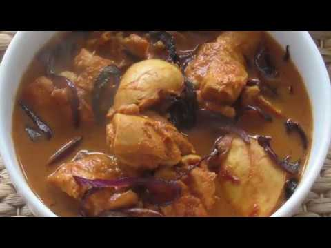 Mangalore Style Chicken Roce Curry | Chicken Curry In Coconut Milk