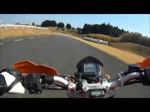 gitup git2 1080p 60fps Circuit racing Japan Oita SPA Naoiri