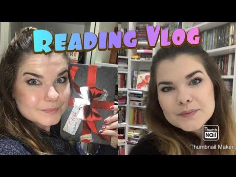 Neue Bücher & 2 beendet Weekly Reading Vlog 21. - 27.10.2019
