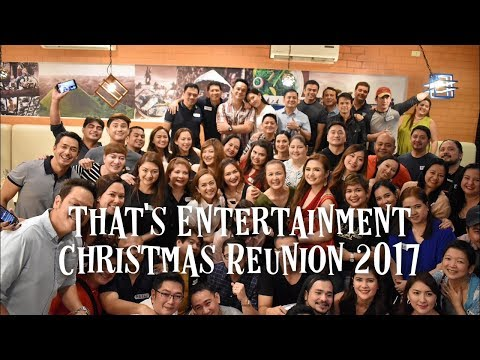 Download Youtube: That's Entertainment Christmas Reunion 2017