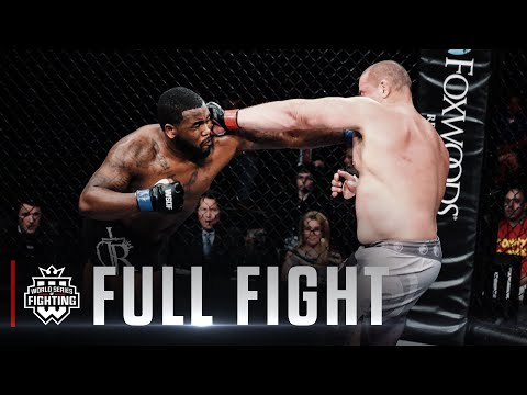 Justin Willis vs Juliano Coutinho | PFL Fight Library
