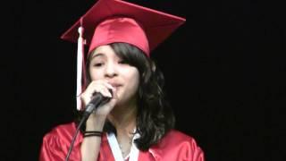 "Ashanti ""Thank You"" Sung By Marisa"