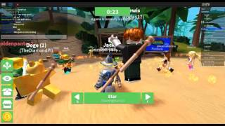 More roblox gameplay (and another cut out -_-) part - 1