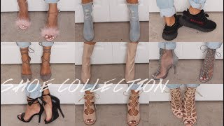MY SHOE COLLECTION!   Maria Bethany