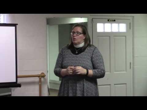Coal Ash bills in Committee --Leann Culbreath in Valdosta 2017-03-01