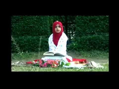 TILAWAT-E- QURAN in ( beautiful girl )