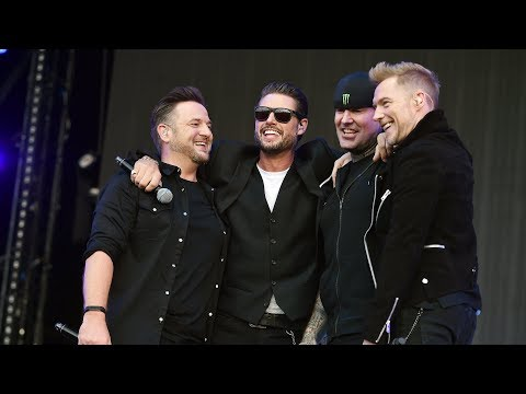 Boyzone - No Matter What (Radio 2 Live in Hyde Park)