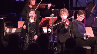 Amira Willighagen - O Mio Babbino Caro - 17/11/2012 - Then only 8 years old