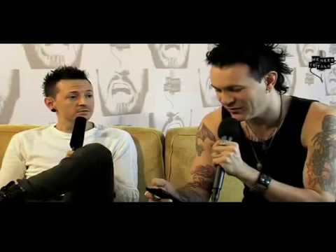 Dead By Sunrise - Chester Bennington And Ryan Shuck Interview