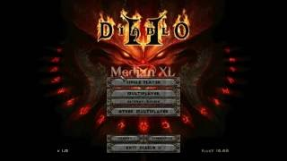 Diablo 2 median xl XVI Treewarden пробный забег #1
