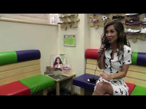 Myleene Klass Shoes for Start-rite | Charles Clinkard Interview