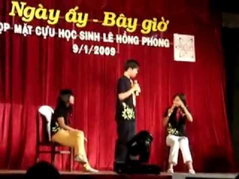 Lớp học tình thương -  part 2 - Đinh Đức Tâm - Lê Hồng Phong.FLV