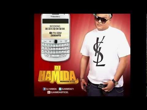 dj hamida a la bien mix party 2012