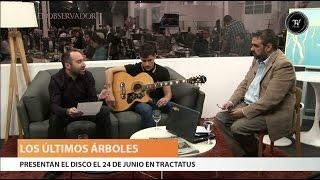 """""""Silencio de Radio"""" de Emilio Pérez Miguel y """"Flores"""" de Les Enfants"""