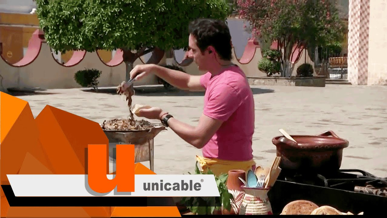 La Cocina en los Pueblos Mágicos | Tacos de cecina serrana en Jalpa de Serra | Unicable
