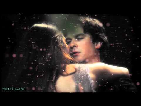 Damon and Elena~Anywhere The Heart Goes