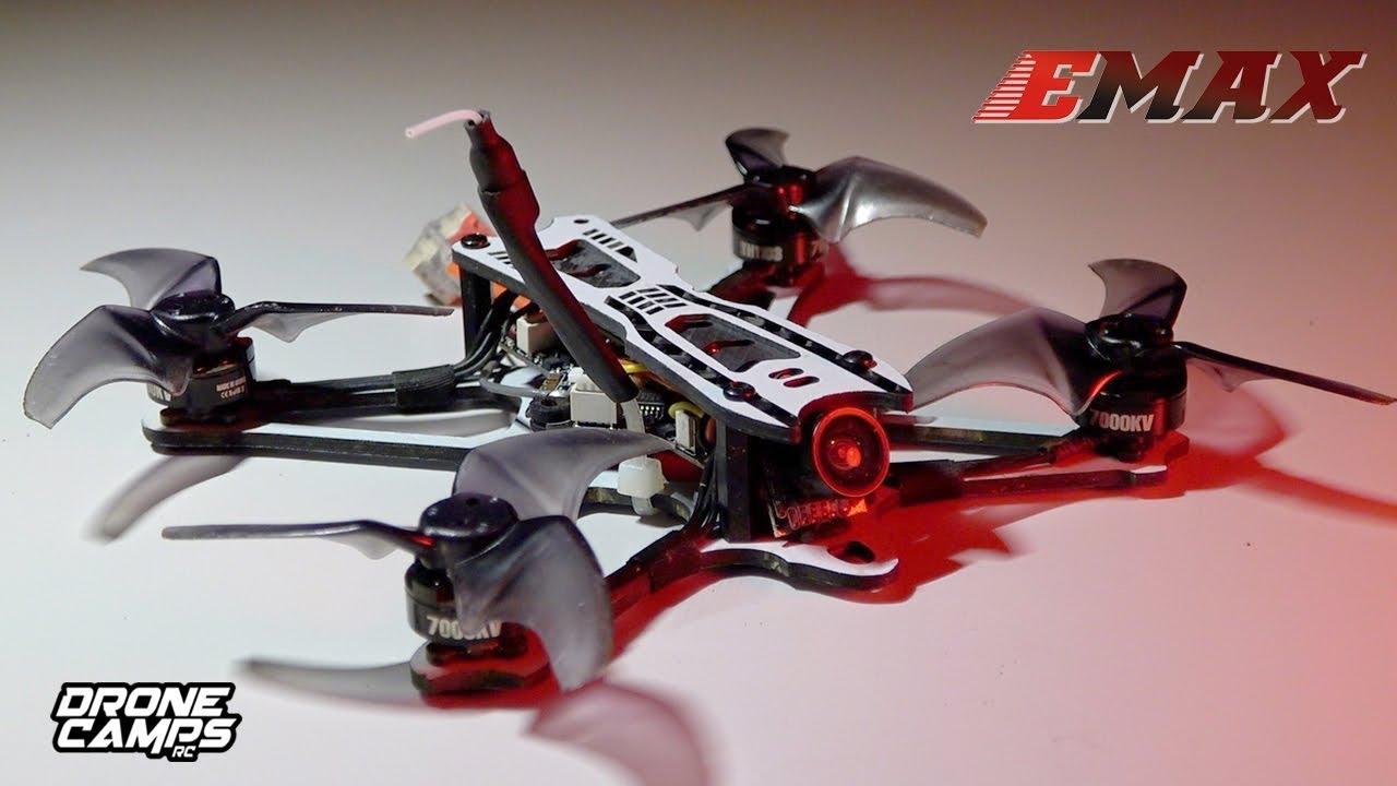 BEST EMAX QUAD EVER? - EMAX Tinyhawk Freestyle Quad - FULL REVIEW & FLIGHTS