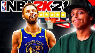 AFTER 6 YEARS, THE 2K DEVELOPERS FINALLY LISTENED