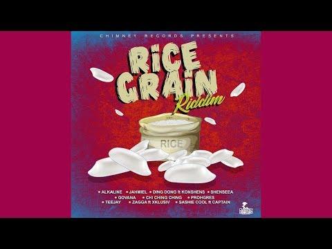 Rice Grain Riddim Mix 🎶MAY 2018🎶 Alkaline,Jahmiel,Shenseea,Konshens,Teejay & More (Chimney Records)