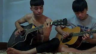 guitar giọt nước mắt đàn ông hòa tấu