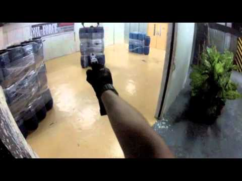 GoPro Hero Airsoft - CQB Plaza Hong Kong