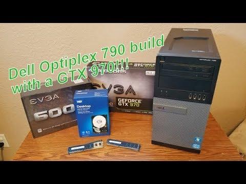 Dell Optiplex 790 Sff Upgrade Ram Video Card Hard Drive