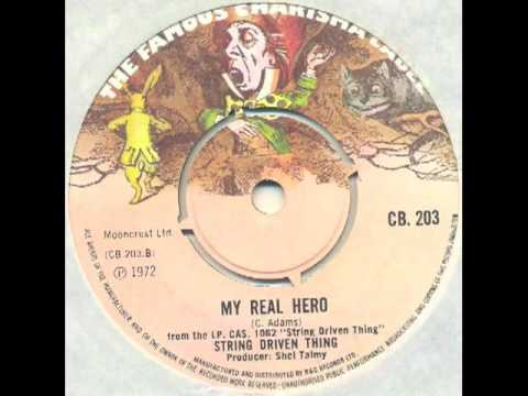 String Driven Thing - My real hero (acid psych folk prog)