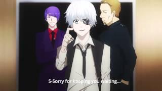 Kaneki's Squad : Tokyo Ghoul Fan Animation