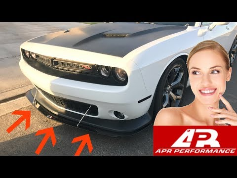 How to Install APR Performance Splitter! (Dodge Challenger #CW-723156) ✔️