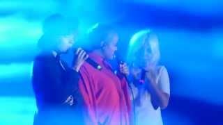 Seinabo Sey, Maja Francis & Amanda Bergman - Last Days Of Dancing (Live, Popaganda - 2015-08-29)