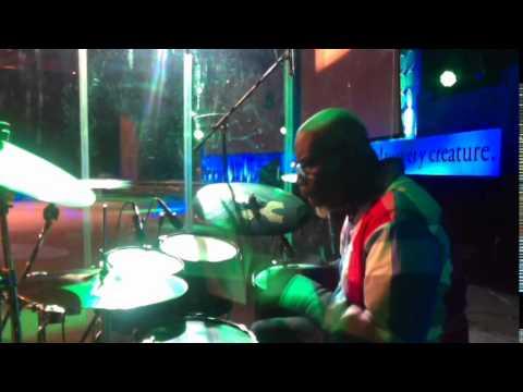"Eddie Hayward Playing ""Green Light"" By John Legend"