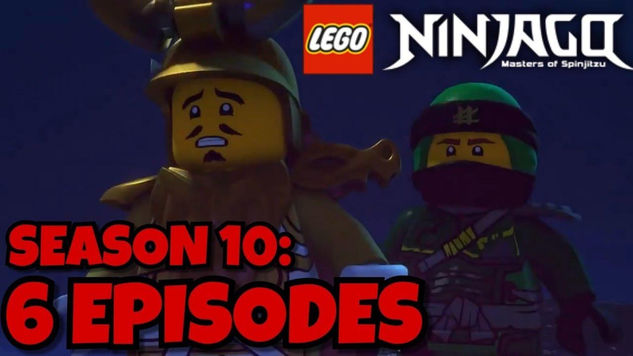 Ninjago Staffel 10