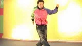 Обучающее видео waving (вейвинг): Связка №1 / Вейвинг