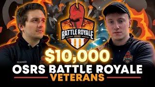 The $10,000 OSRS Battle Royale: Veterans ft. B0aty, Torvesta, Framed, C Engineer, J1mmy and MORE