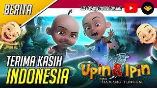 Terima Kasih Indonesia - Upin & Ipin Keris Siamang Tunggal