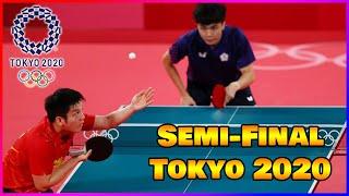 Lin Yun-Ju VS Fan Zhendong : Semi-Final Olympic Games Tokyo 2020