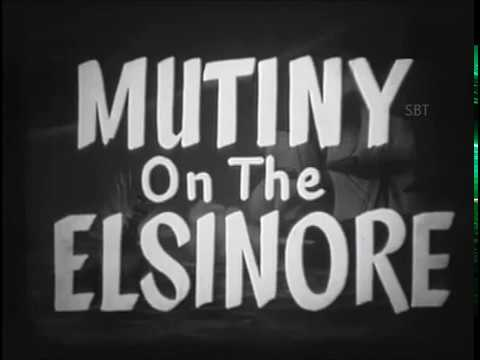 Action, Adventure, Crime - Mutiny on the Elsinore (1937)