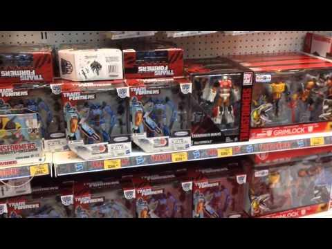 """Hong Kong Toy Hunting VLog Toys """"R"""" US (Tsim Sha Tsui)  TRU Transformers Gundam and more"""