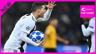 Juventus: Quand Cristiano Ronaldo chauffe le cameraman