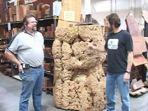 David Marks Shopping For Wood Pt. 1