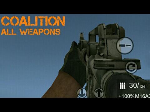Coalition: All Guns