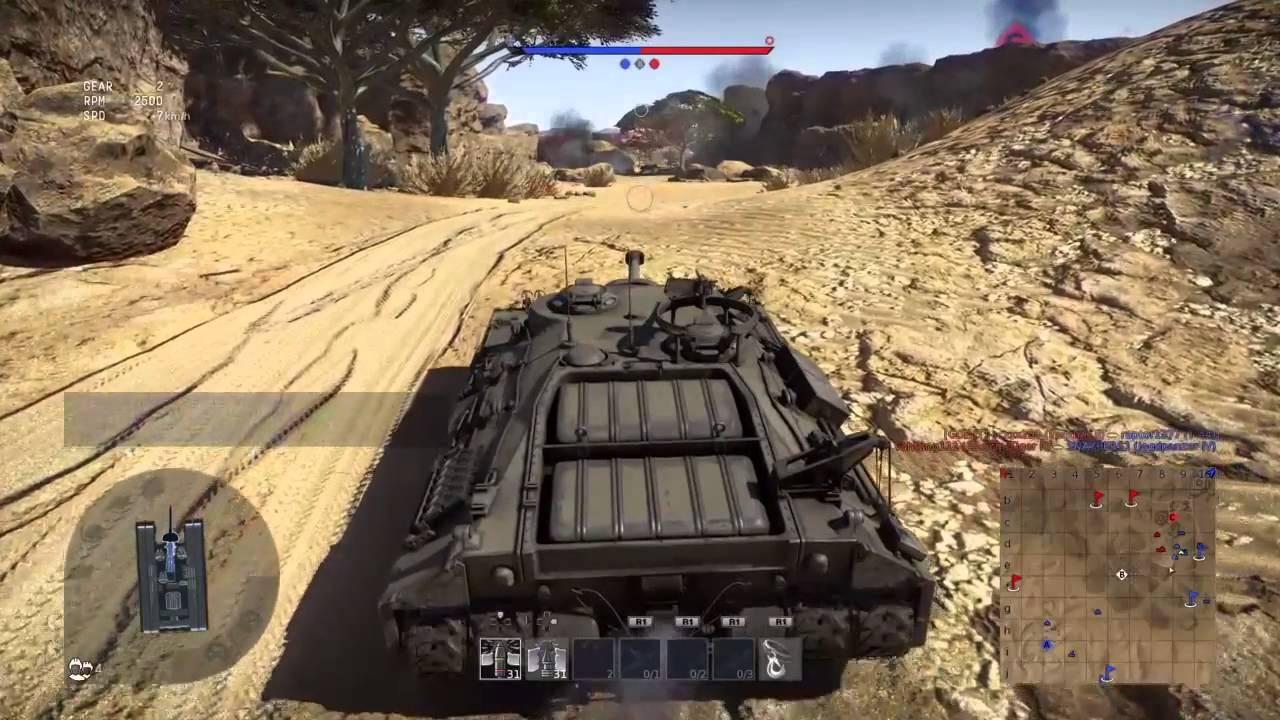 War Thunder Maus