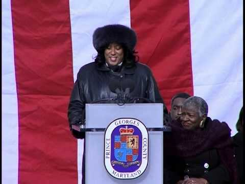 2010 Prince George's County Executive Inauguration Full Length