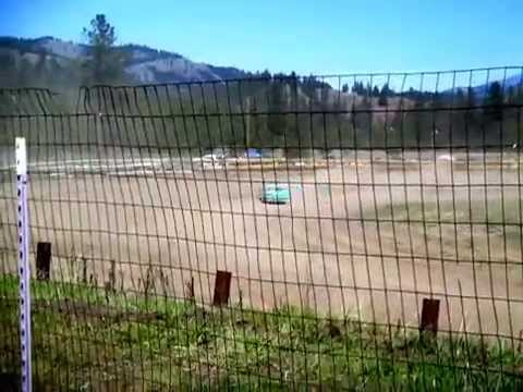 Eagle Track Raceway Steve Russ Time In May 2nd 2015