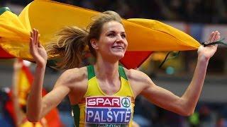 Airinė Palšytė. European Athletics indoor championship BELGRADE 2017. High jump women