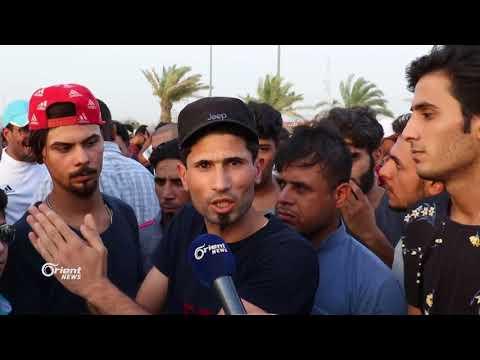حملة اعتقالات بحق المتظاهرين في البصرة بالعراق  - 13:21-2018 / 7 / 21