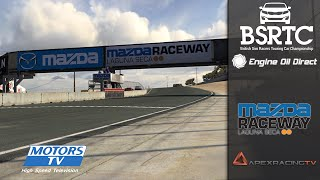 iRacing: BSR Kia Winter Series - Round 5-8 - Laguna Seca