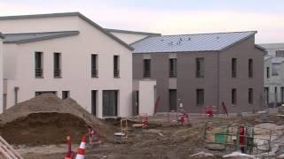 Saint-Cyr-l'Ecole : la ZAC Renard sort de terre