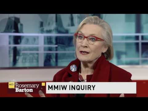 CBC Interview   Carolyn Bennett